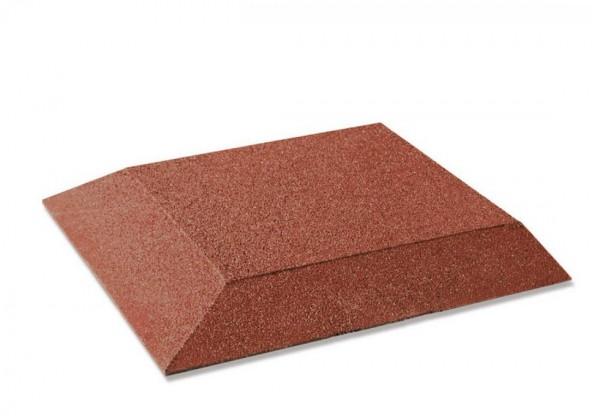 Eckplatten 500 x 500 von 30 - 80 mm (Stück)