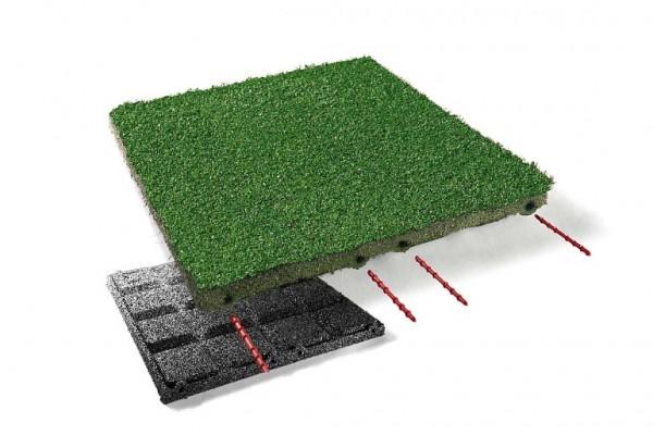 Teppichplatte in 30 mm und 45 mm Höhe