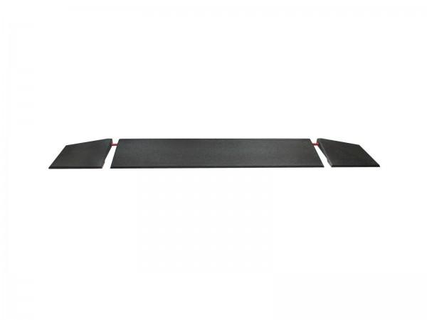 Bordsteinrampen Set mit Ecken 1,56m breit 65mm hoch